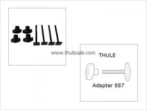 THULE 887 어댑터
