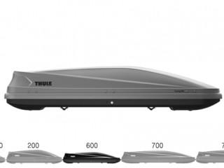 THULE 투어링600 티탄